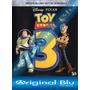 Toy Story 3 - 3d - Blu Ray Original - Almagro - Fac. C