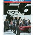 Blu-ray Fast And Furious 6 / Rapido Y Furioso 6 / Steelbook