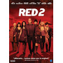 Dvd Red 2 Bruce Willis / John Malkovich / Anthony Hopkins