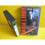Vhs Video Pelicula Original Box Caida Libre 98¿ 1985