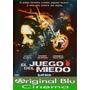 El Juego Del Miedo ( Danny Glover ) Dvd Original - Almagro