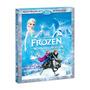 Frozen Una Aventura Congelada (bluray) 3d En Stock!