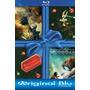 Pack X 2 Furia De Titanes + 10000 Bc (2 Discos) Blu Ray