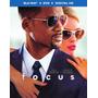 Blu-ray Focus / Maestros De La Estafa / Bluray + Dvd