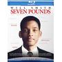 Blu-ray Seven Pounds / Siete Almas