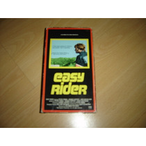Easy Rider Vhs Original Importado Usa Fonda Hopper Motos