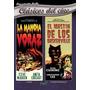 Dvd La Mancha Voraz + El Mastin De Los Baskerville Nueva