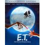 Blu Ray Y Dvd Et El Extraterrestre E.t. Edic 30 Aniversario