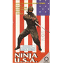 Ninja U.s.a. Alexander Lou Artes Marciales Ninjas Vhs