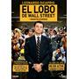 Dvd El Lobo De Wall Street Leonardo Dicaprio Nueva Cerrada