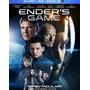 Blu-ray Enders Game / El Juego De Ender / Bluray + Dvd