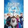 Dvd Frozen Una Aventura Congelada Estreno Disney