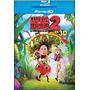 Blu-ray Lluvia De Hamburguesas 2 - 3d Nuevo Original Cerrado