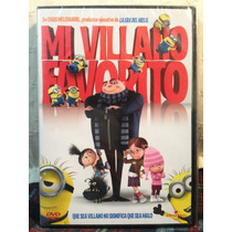 Dvd Mi Villano Favorito / Despicable Me