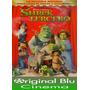 Shrek Tercero ( Animación) Dvd Original - Almagro - Fac. C