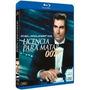 007 Con Licencia Para Matar Blu Ray Nuevo Sellado Original