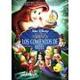 La Sirenita: Los Comienzos De Ariel - Dvd Original