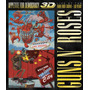 Blu-ray Guns N Roses Appetite For Destruction (2012) 3d + 2d