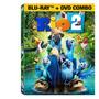 Blu Ray Rio 2 Dvd Original