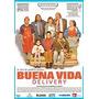 Dvd Buena Vida Delivery De Leonardo Di Cesare Oscar Nuñez