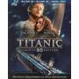 Blu-ray Titanic 3d / Bluray 3d+2d / Us Limited Edition