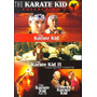 Dvd The Karate Kid Collection / Incluye 4 Films