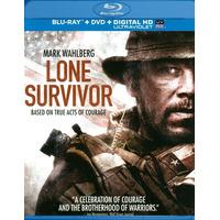 Blu-ray Lone Survivor / El Sobreviviente / Bluray + Dvd