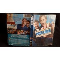 Pase Libre Dvd Original 1db
