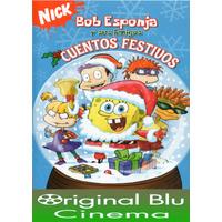 Bob Esponja Y Sus Amigos Cuentos Festivos- Dvd Orig. Almagro