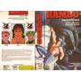 Rambo Simulacro De Terror Dibujos Animados Vhs