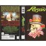 Poison Flesh, Blood & Videotape Vhs Importado Glam Metal