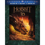 Blu-ray The Hobbit Desolation Of Smaug 3d + 2d / Extendida