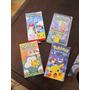 Lote Pikachu Para Fans Videos Vhs Originales Y Libros