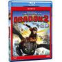 Blu-ray 3d Como Entrenar A Tu Dragon 2 / Premium Blu-ray