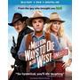 Blu-ray A Million Ways To Die In The West / Bluray + Dvd