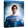 Blu Ray Man Of Steel (blu-ray 3d + Blu-ray + Dvd) Local Gara