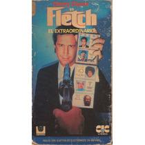 Fletch El Extraordinario Vhs Chevy Chase Comedia Retro