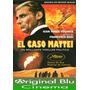 El Caso Matei (f. Rosi) Dvd Original - Fac. C - Almagro