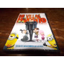 Dvd Original Mi Villano Favorito / Despicable Me - Sellada!!