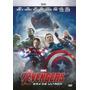 Dvd Original Avengers 2 ( Los Vengadores ) La Era De Ultron