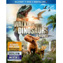 Blu-ray + Dvd -- Walking With Dinosaurs: The Movie