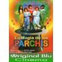 La Magia De Los Parchis - Dvd Original - Almagro - Fac. C