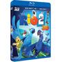 Rio 2 Blu Ray 3d Original