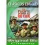 El Puente Sobre El Rio Kwai - Dvd Original - Almagro - Fac C