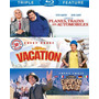 Blu-ray -- Planes,trains And Automobiles/vacation/ European