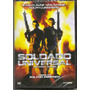 Dvd Jean-claude Van Damme Dolph Lundgreen Soldado Universal