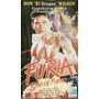 Don El Dragon Wilson Furia Artes Marciales Vhs