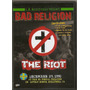 Bad Religion The Riot Dvd Nuevo Original Punk Rock