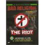 Bad Religion The Riot Dvd Nuevo Original Punk Rock