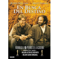 Dvd En Busca Del Destino Con Robin Williams Nuevo Original
